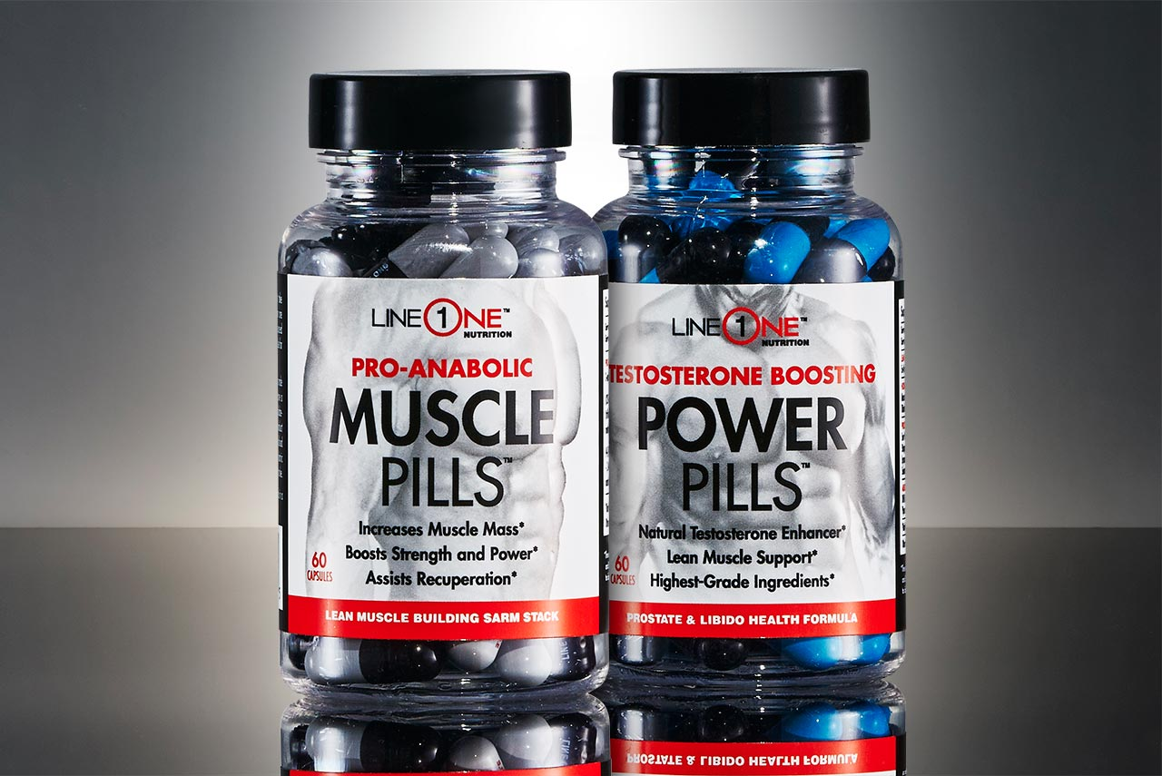 muscle power stack