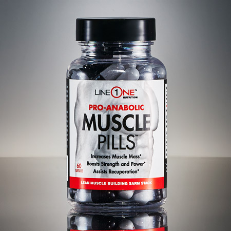 Muscle Pills - LINE ONE NUTRITION