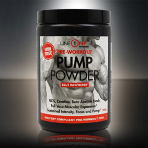 STIM Free Pump Powder