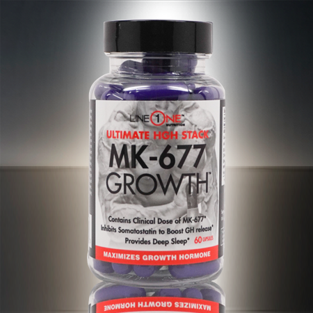 MK-677 Growth - LINE ONE NUTRITION